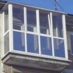 Французькі балкони